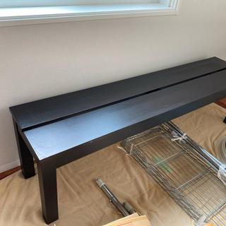 イケア(IKEA)のIKEA 長椅子 引き取りOK 部材取りにも(その他)
