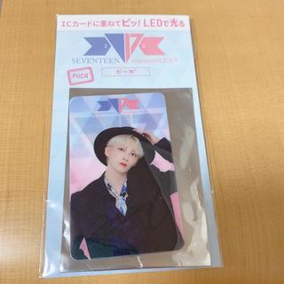 SEVENTEEN ピーカ ジョンハン トレカ (K-POP/アジア)
