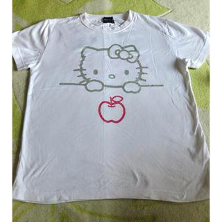 キティちゃんTシャツ Lサイズ(Tシャツ)