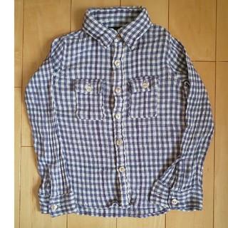 フィス(FITH)のFITH チェックシャツ 110(ブラウス)