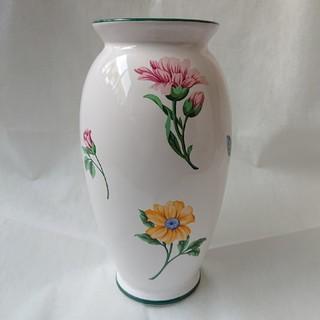 ティファニー(Tiffany & Co.)の【送料込】ティファニー 花柄 フラワーベース(花瓶)