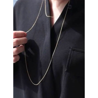 アーカー(AHKAH)のマリハ 水のネックレス 3種 MARIHA ドゥロワー (ネックレス)