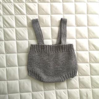 ザラホーム(ZARA HOME)のZARA home baby サスペンダー パンツ 未使用(パンツ)