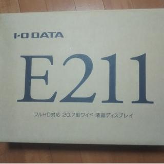 アイオーデータ(IODATA)の【値下します】アイ・オー・データ 20.7型ワイド液晶ディスプレイ(ディスプレイ)