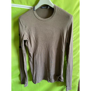 ドルチェアンドガッバーナ(DOLCE&GABBANA)のドルガバ ロンT サイズ48(Tシャツ/カットソー(七分/長袖))