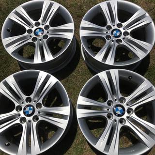 ビーエムダブリュー(BMW)の【良品】BMW 3シリーズ F30 17インチ 純正ホイール 4本セット(ホイール)
