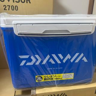 ダイワ(DAIWA)の❣️ラスト値下げ❣️ダイワクーラーボックス 釣り RX GU X 2600X(その他)
