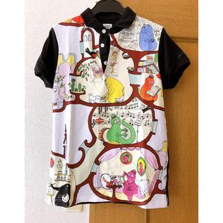 グラニフ(Design Tshirts Store graniph)のバーバパパポロシャツ(シャツ/ブラウス(長袖/七分))