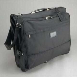 アシュワース(Ashworth)のアッシュワース Ashworth ガーメントバッグ ブラック asgb-101(トラベルバッグ/スーツケース)