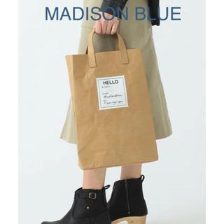 マディソンブルー(MADISONBLUE)の【MADISONBLUE for Pilgrim Surf+Supply】BAG(トートバッグ)