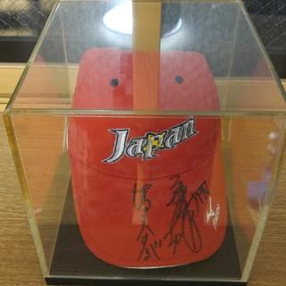 ミズノ(MIZUNO)の帽子(キャップ)