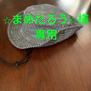 エドウィン(EDWIN)のEDWIN キッズ サファリハット(帽子)