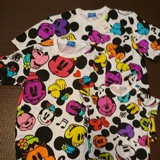 ディズニー(Disney)のディズニーリゾート Tシャツ 親子セット(Tシャツ/カットソー)