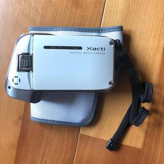 サンヨー(SANYO)のSANYO xacti デジタルムービーカメラ(ビデオカメラ)