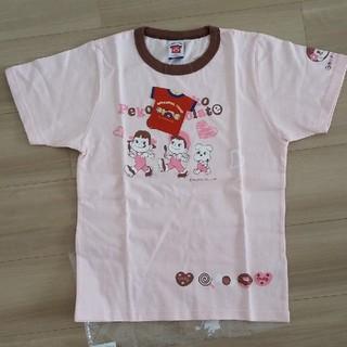 フジヤ(不二家)のレディース ペコちゃんTシャツ(Tシャツ(半袖/袖なし))