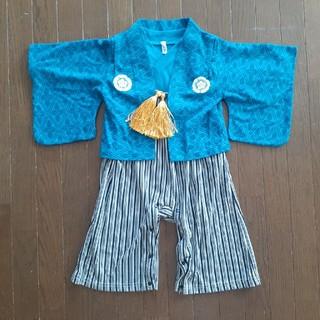 【男の子】ベビー羽織袴(和服/着物)