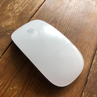 アップル(Apple)のApple magic mouse 美品 マジックマウス 電池タイプ(PC周辺機器)