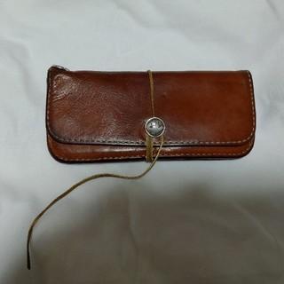 ウィズ(whiz)のWHIZ LIMITED ウィズリミテッド 財布 ウォレット コンチョ 革紐(長財布)