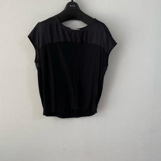 エムプルミエ(M-premier)のエムプルミエ ブラウス 38(シャツ/ブラウス(半袖/袖なし))