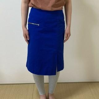 ノートエシロンス(note et silence)のSO1:1 タイトスカート(ひざ丈スカート)