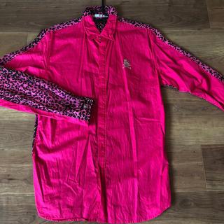 フランシストモークス(FranCisT_MOR.K.S.)のフランシストモークス レオパードシャツ size3(Tシャツ/カットソー(七分/長袖))