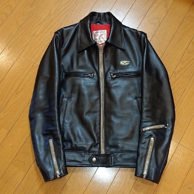 Lewis Leathers(ルイスレザー)のルイスレザー ドミネーター  サイズ36 メンズのジャケット/アウター(レザージャケット)の商品写真