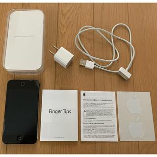 アイポッドタッチ(iPod touch)のiPod touch 第4世代 8GB(ポータブルプレーヤー)