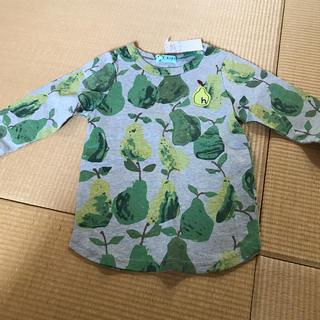 ハッカキッズ(hakka kids)の新品 ハッカキッズ ロンティー(Tシャツ/カットソー)