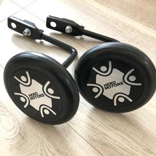 アサヒ(アサヒ)の自転車 補助輪 18インチ(自転車)