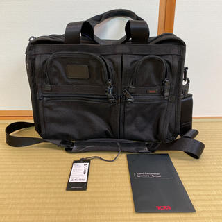 トゥミ(TUMI)のTUMI トゥミ ビジネスバッグ 26141-DH Alpha(ビジネスバッグ)