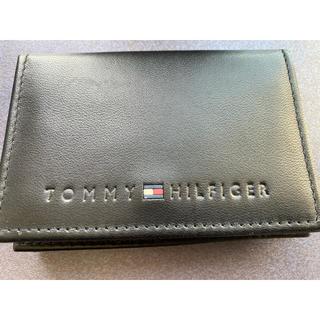 トミーヒルフィガー(TOMMY HILFIGER)のTOMMY HILFIGER トミー ヒルフィガー 名刺入れ カードケース(名刺入れ/定期入れ)