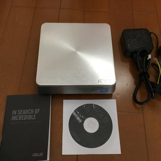 エイスース(ASUS)のASUS VIVO PC VM40B ベアキット 8GB  DIMM 320GB(PC周辺機器)