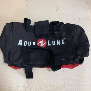 アクアラング(Aqua Lung)のダイビング  アクアラング AQUALUNG メッシュバック(マリン/スイミング)