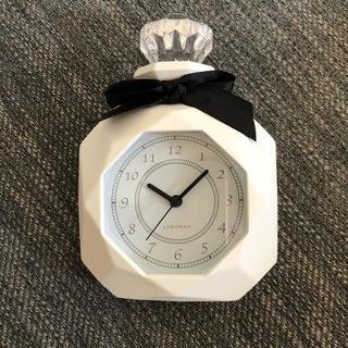 フランフラン(Francfranc)のパフューム テーブルクロック(置時計)