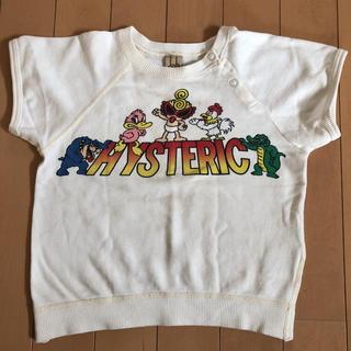 ヒステリックグラマー(HYSTERIC GLAMOUR)のHYSTERIC トップス(Tシャツ/カットソー)