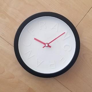 フランフラン(Francfranc)のフランフラン Francfranc 壁掛け時計(掛時計/柱時計)