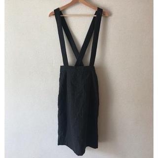 スタディオクリップ(STUDIO CLIP)のstudio CLIP  ジャンパースカート(ひざ丈スカート)