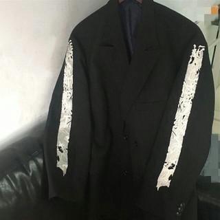 DOUBLET 19AW スーツジャケット ブラック