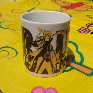 シュウエイシャ(集英社)のkeikomonkeyさん専用!   NARUTO 非売品 マグカップ(グラス/カップ)