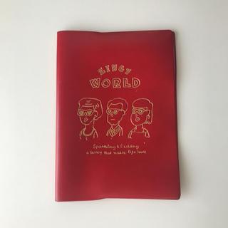 個性的でキュートなデザイン❤︎ B6スケジュール帳/手帳カバー