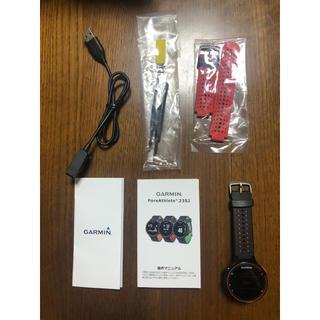 ガーミン(GARMIN)のガーミン フォーアスリート 235J スマートウォッチ(腕時計(デジタル))