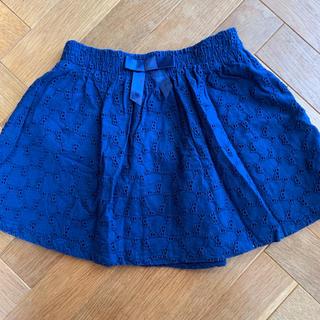 ギャップ(GAP)の中古品 GAP スカート 95 ネイビー(スカート)