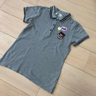 ディアブル(Diable)のディアブル 160cm ポロシャツ グレー(Tシャツ/カットソー)