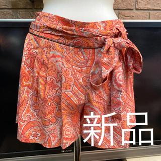 アンタイトル(UNTITLED)の新品アンタイトルショートパンツ定価16275円サイズ02(ショートパンツ)