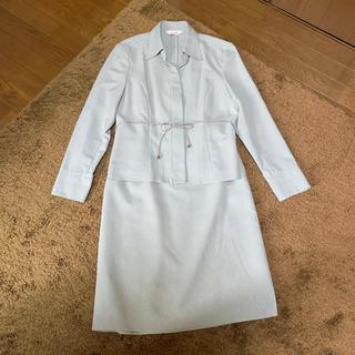 シマムラ(しまむら)の鶯色スーツ(スーツ)