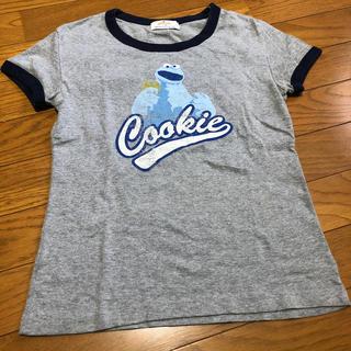 セサミストリート(SESAME STREET)のUSJ購入 クッキーモンスター Tシャツ Mサイズ 美品(Tシャツ(半袖/袖なし))