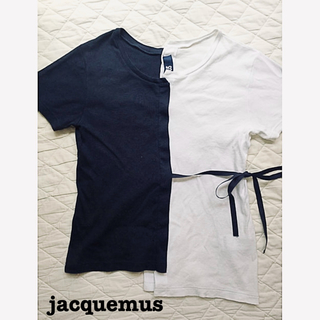 ビューティフルピープル(beautiful people)のjacquemus Tシャツ(Tシャツ(半袖/袖なし))