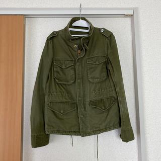 シンゾーン(Shinzone)のミリタリージャケット(ミリタリージャケット)
