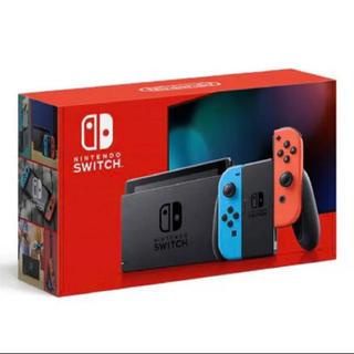 ニンテンドースイッチ(Nintendo Switch)の新品 任天堂スイッチ ネオン 値下げ不可(家庭用ゲーム機本体)