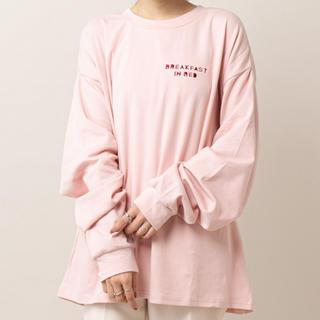 ミスティック(mystic)のmystic ロングTシャツ(Tシャツ(長袖/七分))